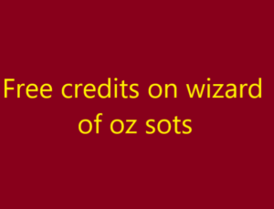 free credits on wizard of oz slots, wizard of oz free credits, wizard of oz slots free credits, free credits for wizard of oz slots, wizard of oz free credits - daily rewards,free wizard of oz credits from facebook